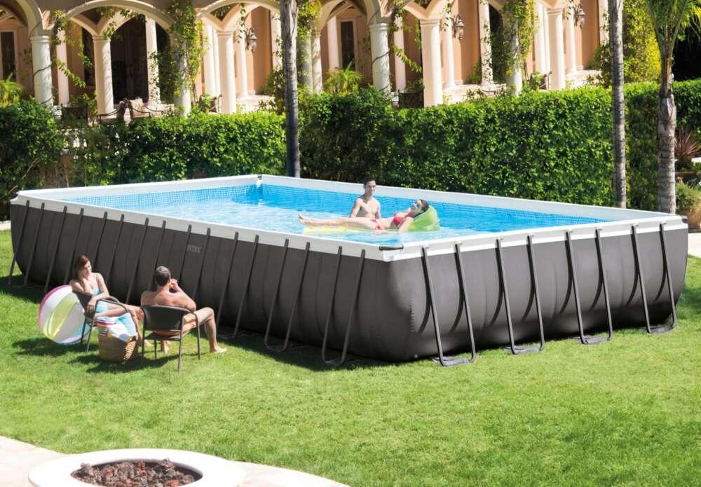piscinas desmontables tubulares