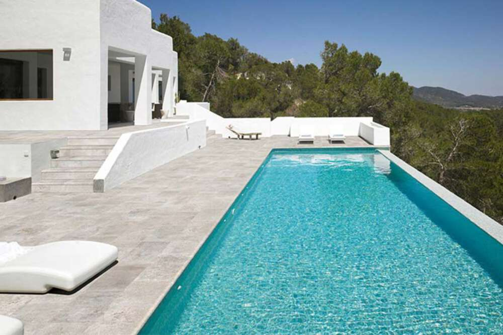 Mini piscinas para áticos