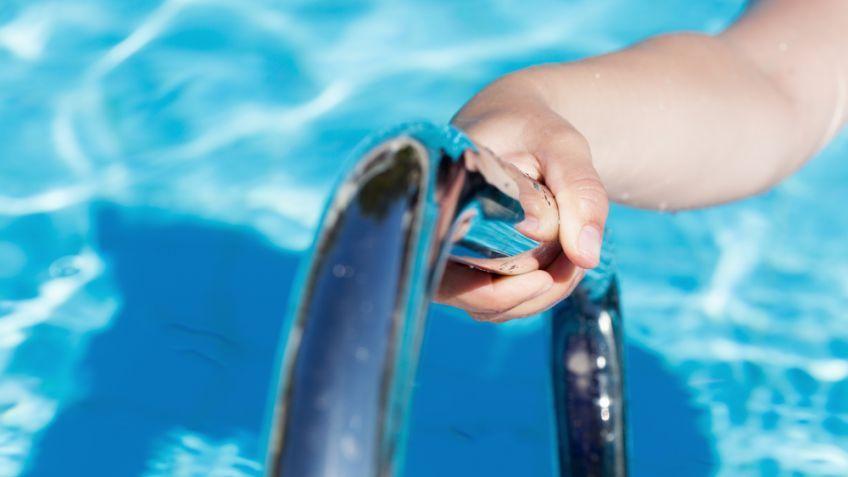 Barandas para piscinas