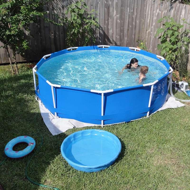 piscinas desmontables redondas