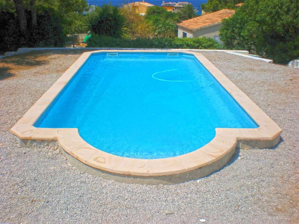piscinas de poliester precios y tamaños