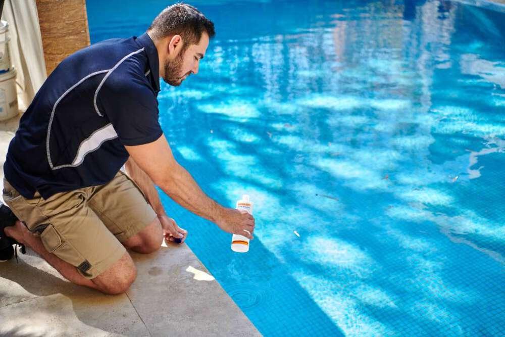 Para qué sirve el floculante para piscinas