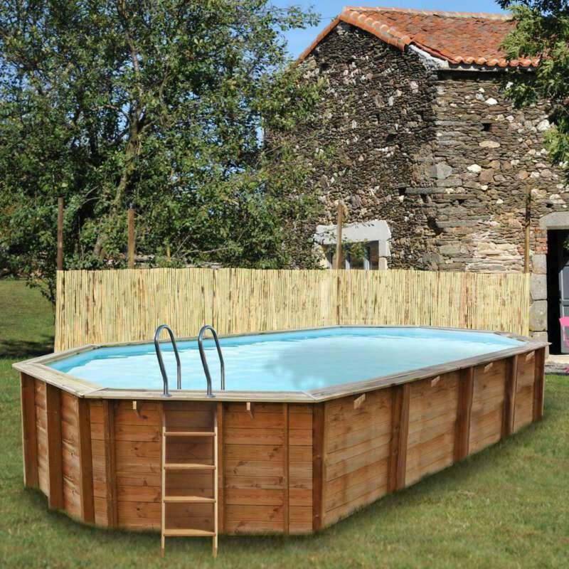 piscinas gre madera