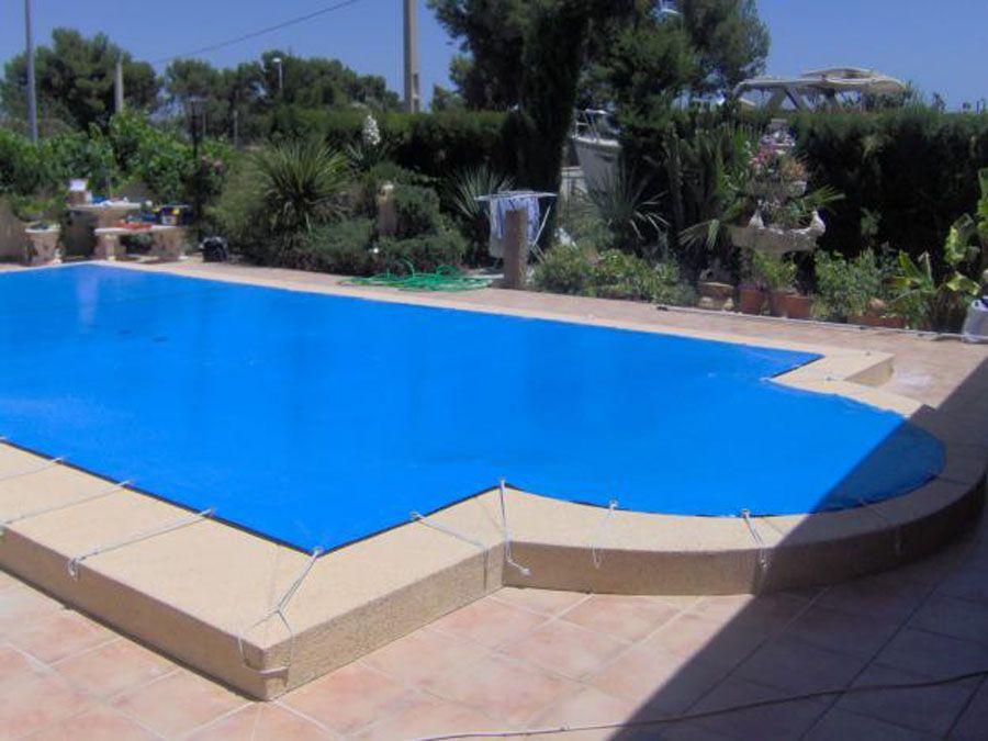 Lonas para piscinas