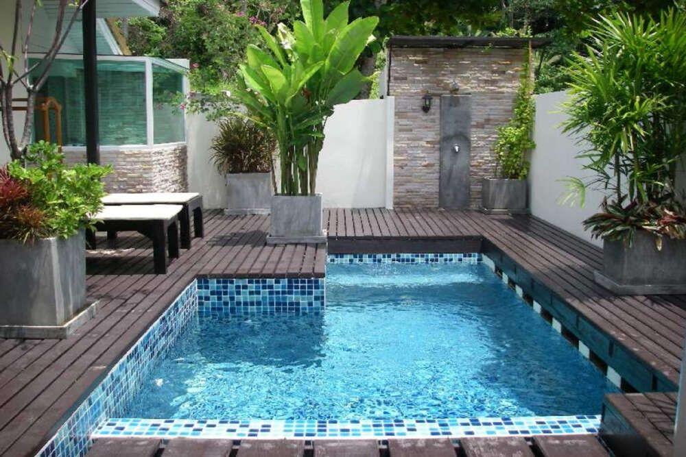 piscinas pequeñas con encanto