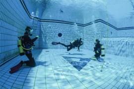 piscina buceo